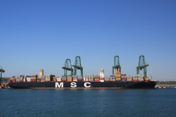 MSC-Porto-de-Sines-Terminal-XXI